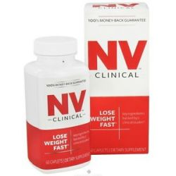 NV Clinical Hollywood Diet Pill 60 Caplets