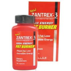 Zantrex 3 High Energy Fat Burner 56 Capsules