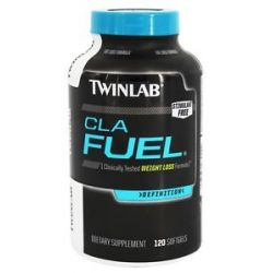 Twinlab CLA Fuel Definition Stimulant Free 120 Softgels