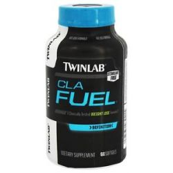 Twinlab CLA Fuel Definition Stimulant Free 60 Softgels