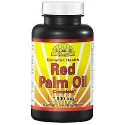 Dynamic Health Red Palm Oil Complete 1000 MG 90 Softgels