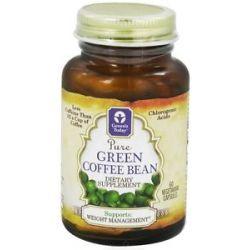 Genesis Today Pure Green Coffee Bean 400 MG 60 Vegetarian Tablets