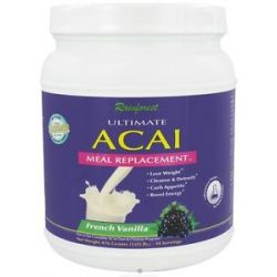 Rainforest Ultimate Acai Meal Replacement French Vanilla 1 05 Lbs