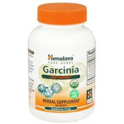 Himalaya Herbal Healthcare Garcinia Lipid Support 60 Caplets 605069424011