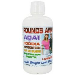 Dynamic Health Pounds Away Liquid Weight Loss Program 32 Oz