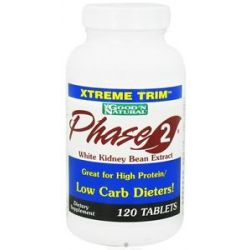 Good 'N Natural Xtreme Lean Phase 2 120 Tablets White Kidney Bean Extract