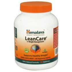 Himalaya Herbal Healthcare Leancare with Garcinia for Weight Management 240