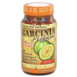 Fusion Diet Systems Garcinia Fusion Maximum Strength 90 Vegetarian Capsules