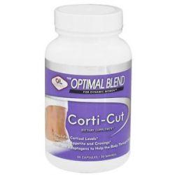 Olympian Labs Optimal Blend for Dynamic Women Corti Cut Fat Loss Formula 30
