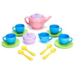 Green Toys Tea Set Ages 2