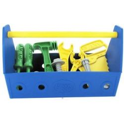 Green Toys Tool Set Ages 2 Blue
