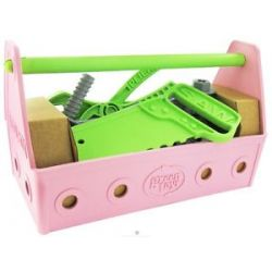 Green Toys Tool Set Ages 2 Pink
