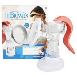 Dr Brown's Manual Breast Pump