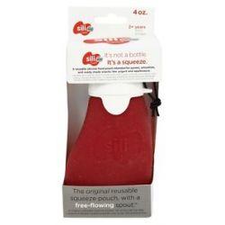 The Sili Company Sili Squeeze with Eeeze 2 Years Apple 4 Oz