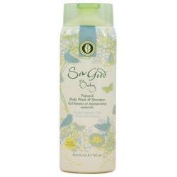 Sow Good Baby Natural Body Wash Shampoo Gentle Fragrance Free 16 9 Oz