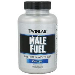 Twinlab Male Fuel Energy 120 Capsules