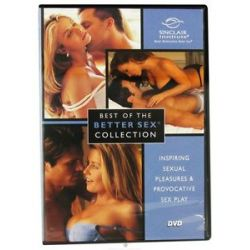 Sinclair Institute Best of The Better Sex Collection 1 DVD S
