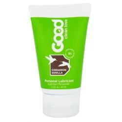 Good Clean Love All Natural Personal Lubricant Cinnamon Vanilla 1 5 Oz