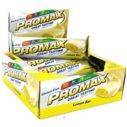 Promax Energy Bar Lemon 2 64 Oz