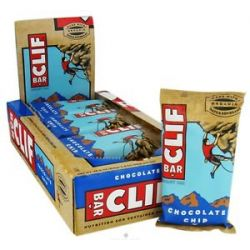Clif Bar Energy Bar Chocolate Chip 2 4 Oz