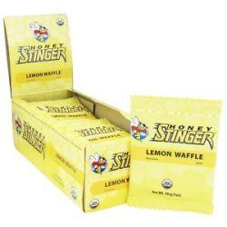 Honey Stinger Organic Stinger Waffle Lemon 1 Oz