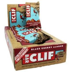 Clif Bar Energy Bar Black Cherry Almond 2 4 Oz
