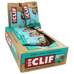 Clif Bar Energy Bar Cool Mint Chocolate 2 4 Oz