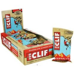 Clif Bar Energy Bar Chocolate Almond Fudge 2 4 Oz