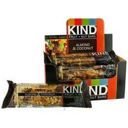 Kind Bar Fruit and Nut Bar Almond Coconut 1 4 Oz