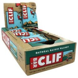 Clif Bar Energy Bar Oatmeal Raisin Walnut 2 4 Oz