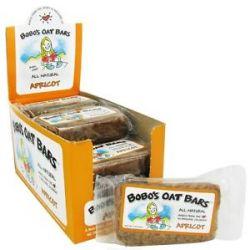 Bobo's Oat Bars All Natural Bar Apricot 3 Oz