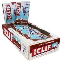 Clif Bar Energy Bar Iced Gingerbread 2 4 Oz