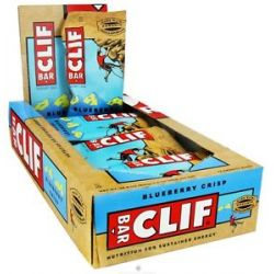 Clif Bar Energy Bar Blueberry Crisp 2 4 Oz