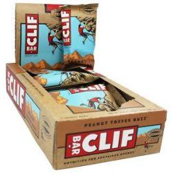 Clif Bar Energy Bar Peanut Toffee Buzz 2 4 Oz