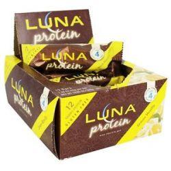 Clif Bar Luna Protein Bar for Women Lemon Vanilla 1 59 Oz