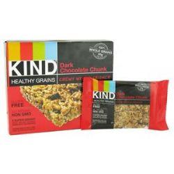 Kind Bar Healthy Grains Bars Dark Chocolate Chunk 5 Bars