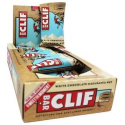 Clif Bar Energy Bar White Chocolate Macadamia Nut 2 4 Oz