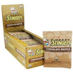 Honey Stinger Organic Stinger Waffle Chocolate 1 Oz