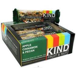 Kind Bar Fruit Nut Bar Apple Cinnamon Pecan 1 4 Oz