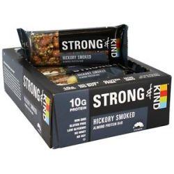 Kind Bar Strong and Kind Almond Protein Bar Hickory Smoked 1 6 Oz