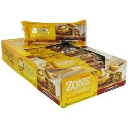 Zone Perfect All Natural Nutrition Bar Cinnamon Roll 1 76 Oz