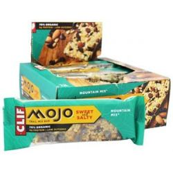 Clif Bar Mojo Sweet Salty Trail Mix Bar Mountain Mix 1 59 Oz