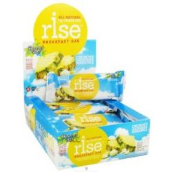Rise Foods Rise Breakfast Bar Crunchy Macadamia Pineapple 1 4 oz Formerly