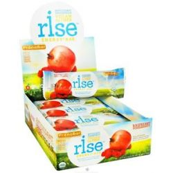 Rise Foods Rise Energy Bar Raspberry Pomegranate 1 6 oz formerly Pranabar