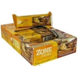 Zone Perfect All Natural Nutrition Bar Chocolate Peanut Butter 1 76 Oz