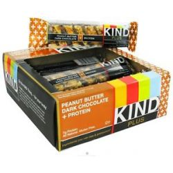 Kind Bar Plus Protein Nutrition Bar Peanut Butter Dark Chocolate 1 4 Oz