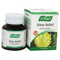 A Vogel Sinus Relief 120 Tablets