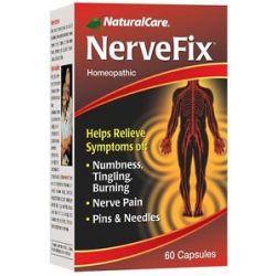 Naturalcare Nervefix 60 Capsules