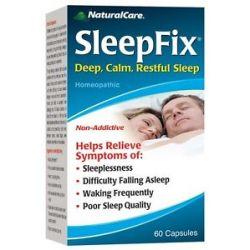 Naturalcare Sleepfix 60 Capsules