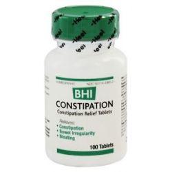 BHI Heel Constipation 100 Tablets